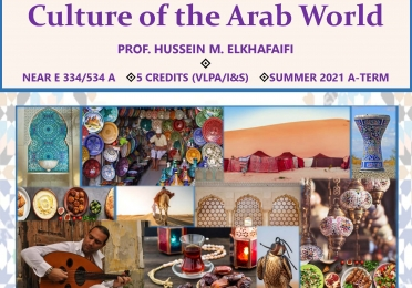 CULTURE OF THE ARAB WORLD