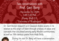 gert berg, arab and islamic studies nelc