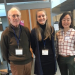 Walter, Hannah and Jion at Reed College